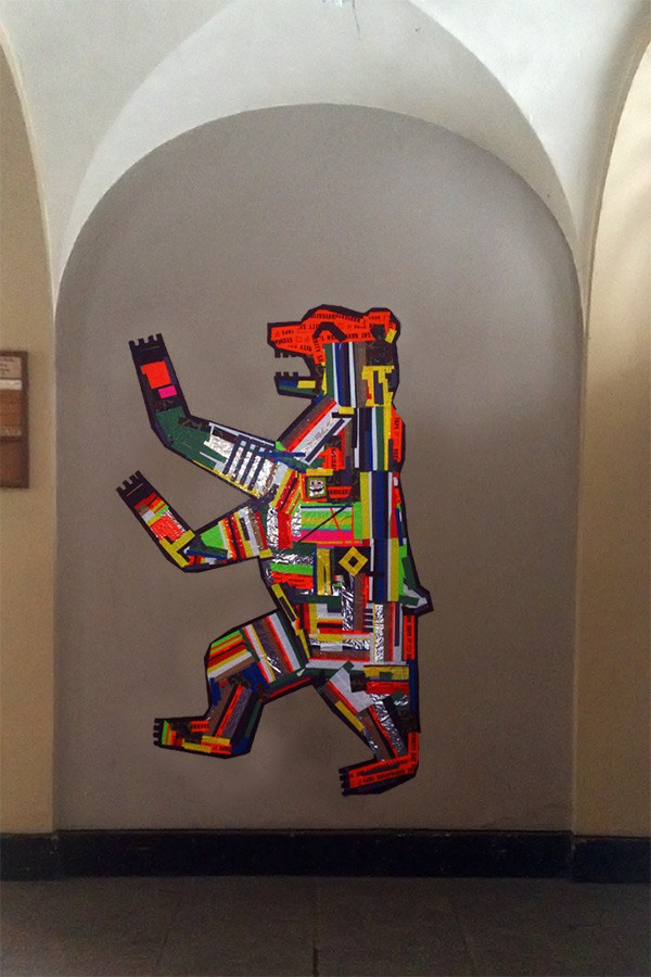 Kinder-Tape-Art-Workshop-Berliner-Bear-Graffiti