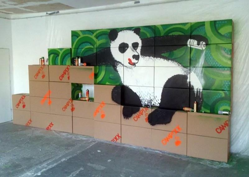 Google Panda Update-Graffiti Auftrag-Sumago-Ostap-2013