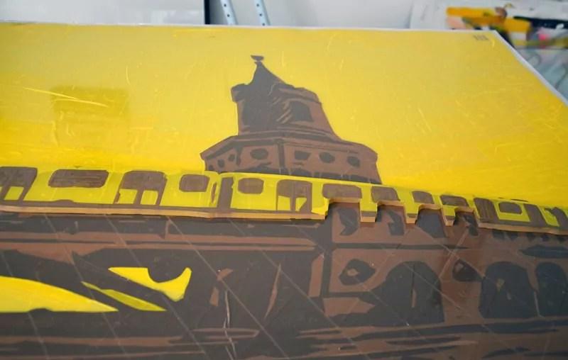 U1-Kunst-Paketklebeband-ohne-licht-Nahaufnahme 03