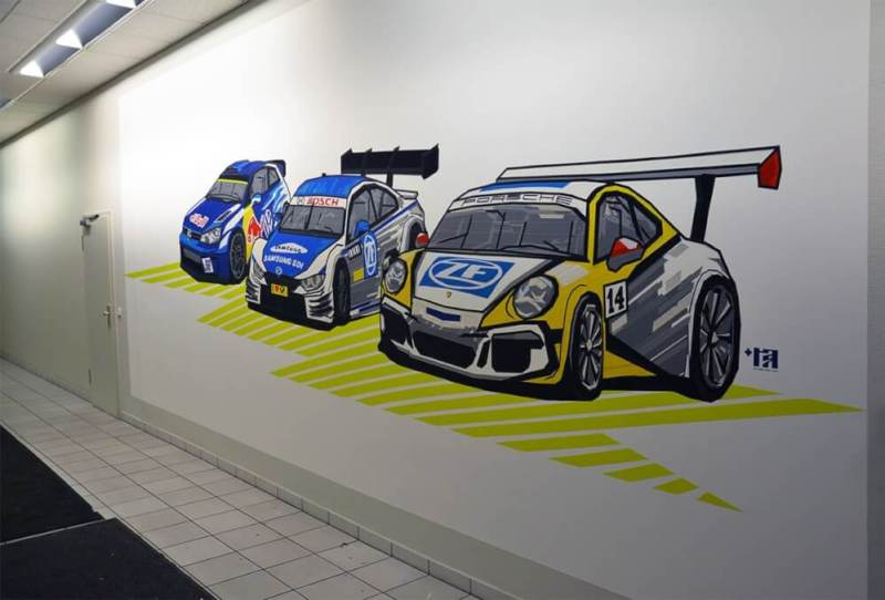 racing-cars-duct-tape-graffiti-commission-ZF-Race-Engineering-2016