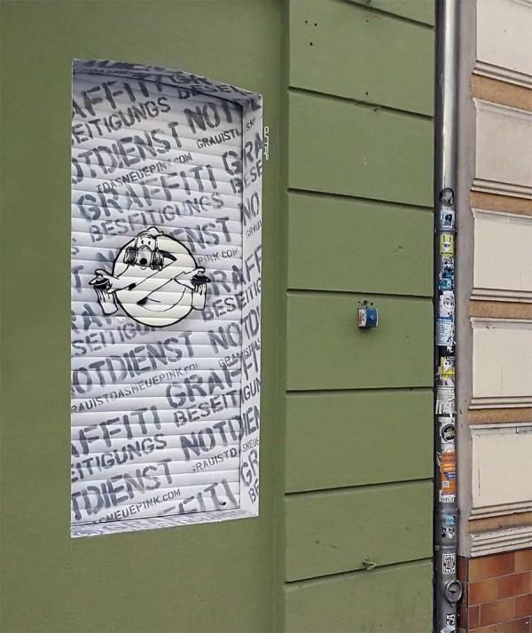 Graffiti removal service-street art- Kultur Späti Berlin Friedrichshain