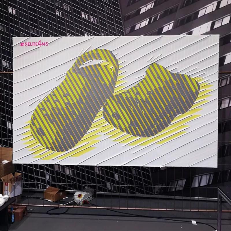 Live Taping Show für Crocs auf der Mode-Messe in Berlin