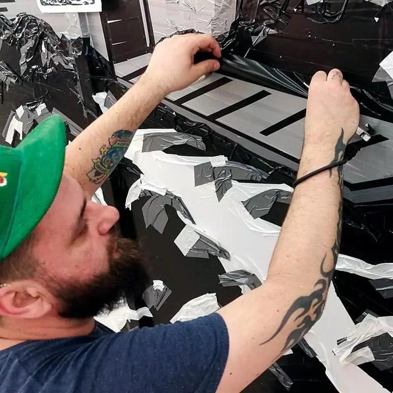 workinprogress live painting selfmadecrew