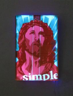 Bild-01-Jesus-Portrait-Pop-Art-Ikone-Packband-diptych-Ostap-2013