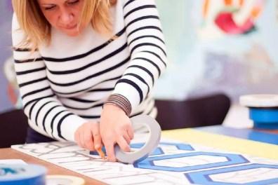 Kleben wie Profis- Tape Art Workshop mit Selfmadecrew