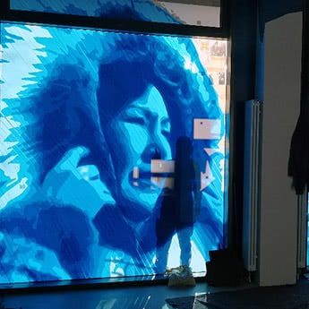 Packband Street Art Projekt Angiyok- Berlin 2018
