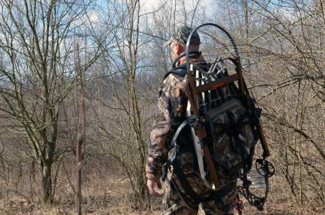 Portability of tree stand