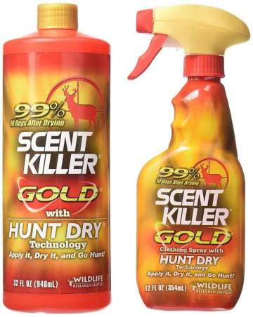 scent killer gold review