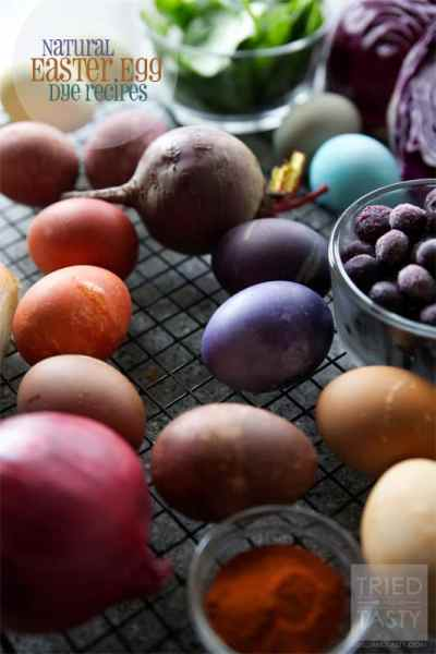 10 Recipes Perfect for Easter