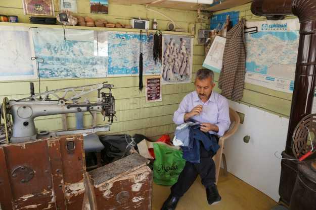 Ferrit's shop, Sultanhani