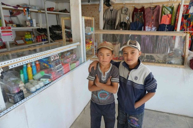 Local fixers in Alichur. These lads sorted me out with petrol, food supplies and lodgings.