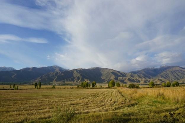 Karkara valley, Kyrgyzstan