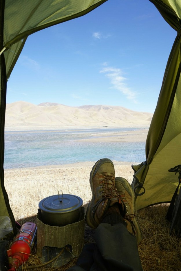 A day off in Qinghai-Tibet