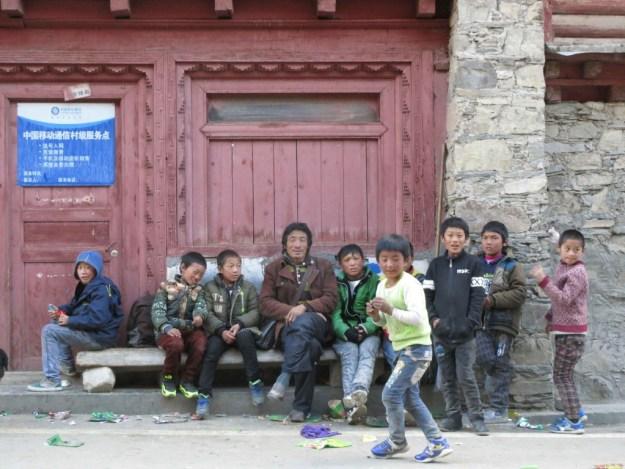 Junba, Sichuan