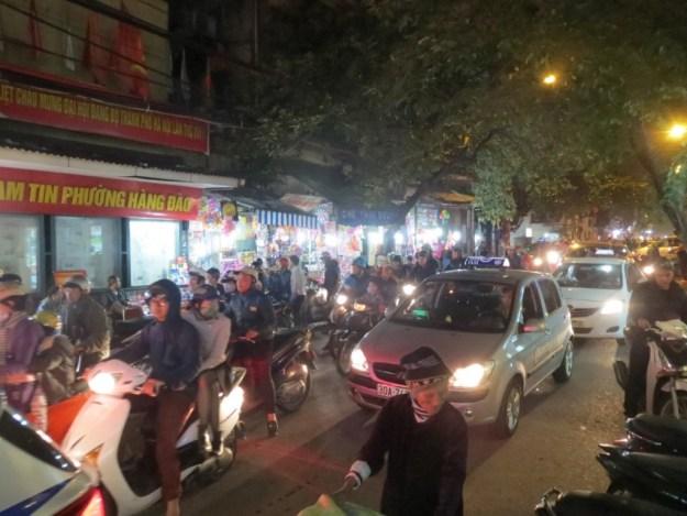 Hanoi's noise annoys
