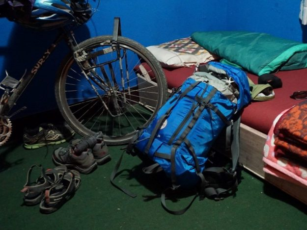 Packed and ready to head to the Himalaya, the next chapter...