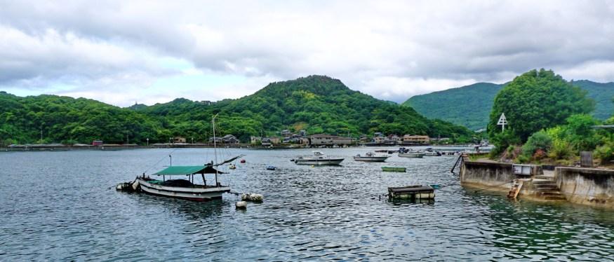 Near Onomichi harbour