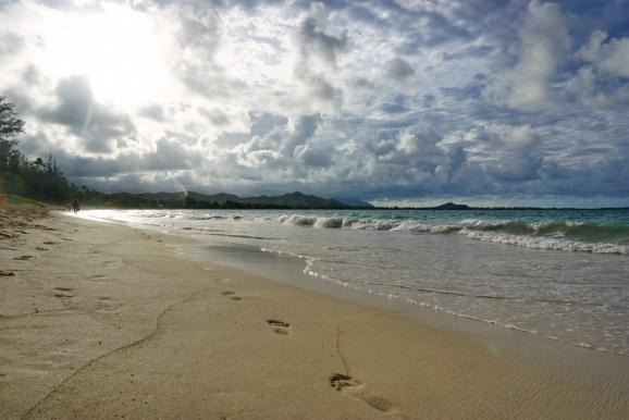 Kanehoe beach, Oahu