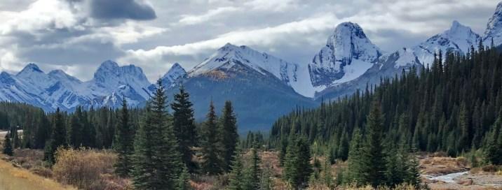 Goatview Peak, Spray Valley