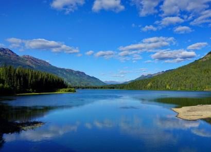 Joe Irwin Lake without my mug blocking the view
