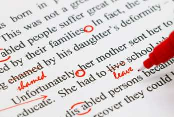 Copy Editing Guide: What is Copy Editing for Authors