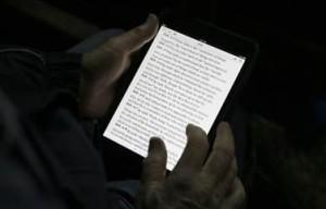 """The best eReader for night reading"""