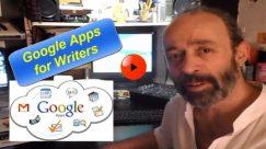Google apps - εφαρμογές για συγγραφείς