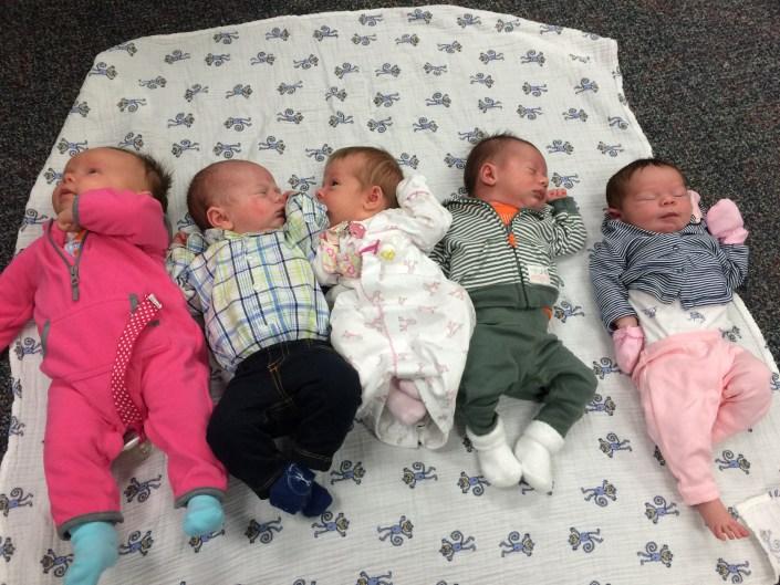 CenteringPregnancy babies!