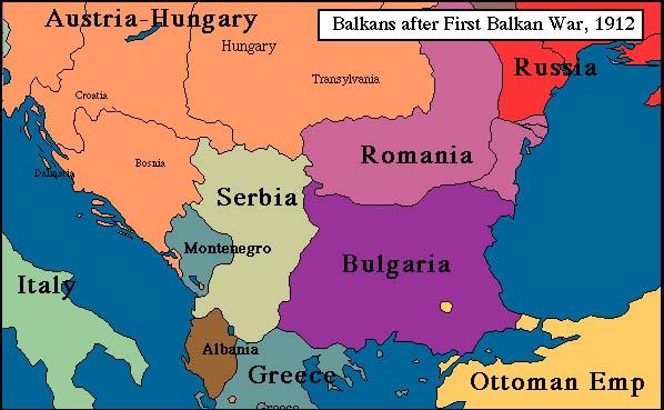 Balkans1912.1stwar