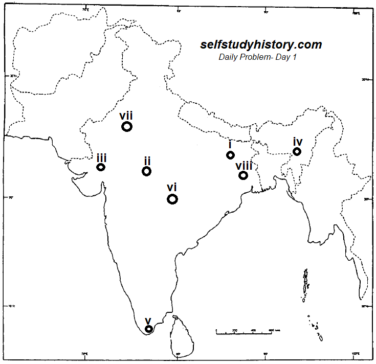 Daily Problem Practice [Ancient India: Day 1]: 2020 Mains