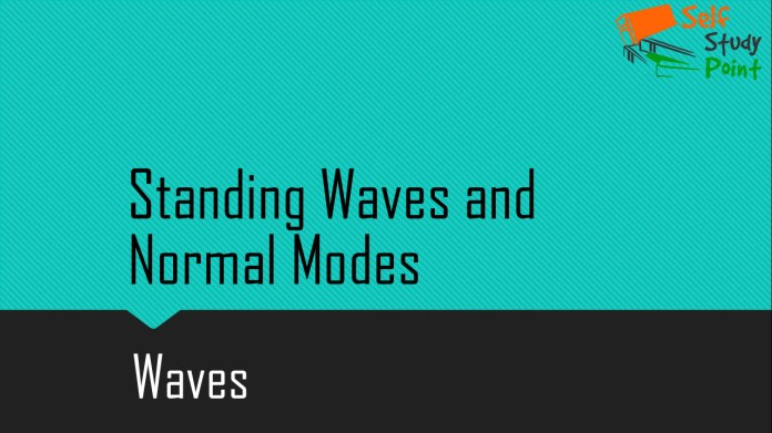 Standing Waves and Normal Modes
