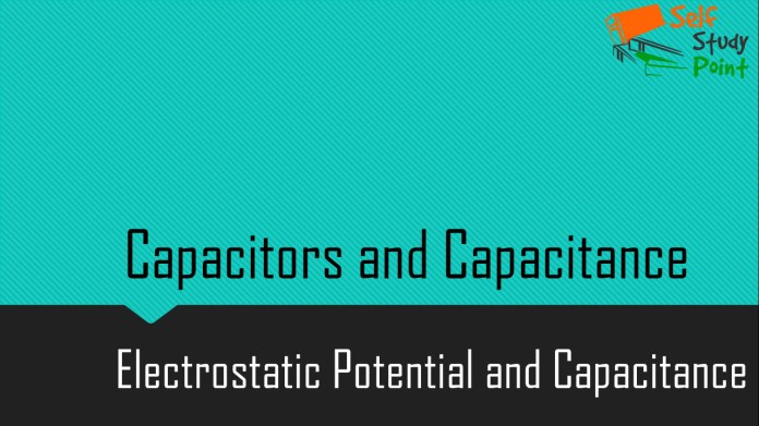 Capacitors and Capacitance