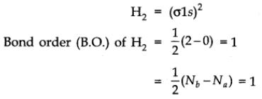 Hydrogen molecule (H2)