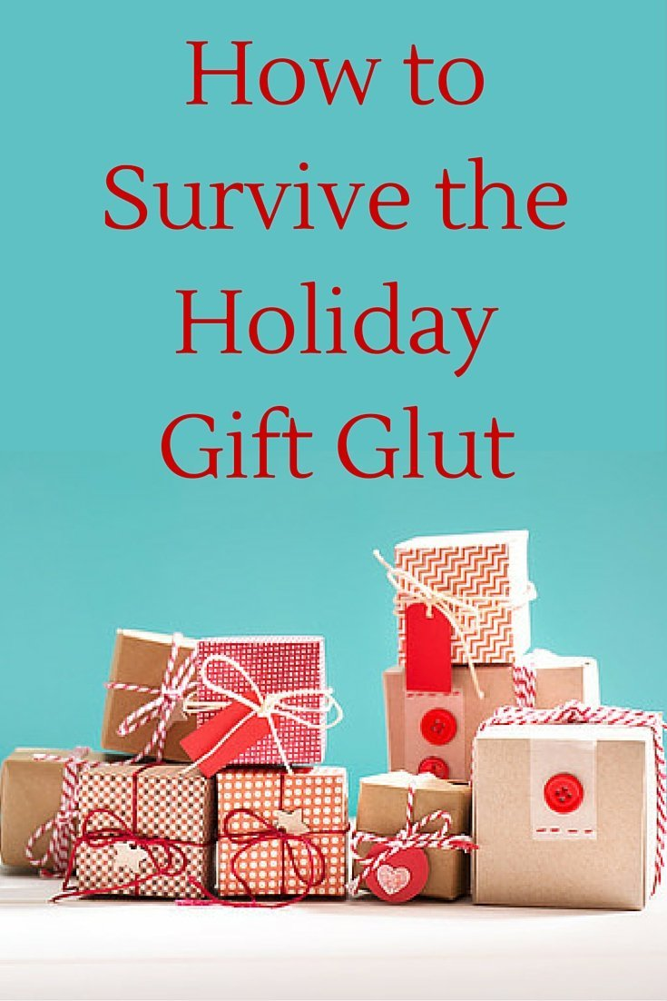 How to Survive the Holiday Gift Glut: Six ways parents can downplay presents and encourage gratitude during the holiday season.