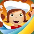 Motion Math: Pizza app