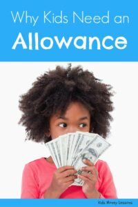 Why Kids Need an Allowance: Some parents think of allowance as a hand-out that spoils kids. Here's why it's not and why every kid needs an allowance.