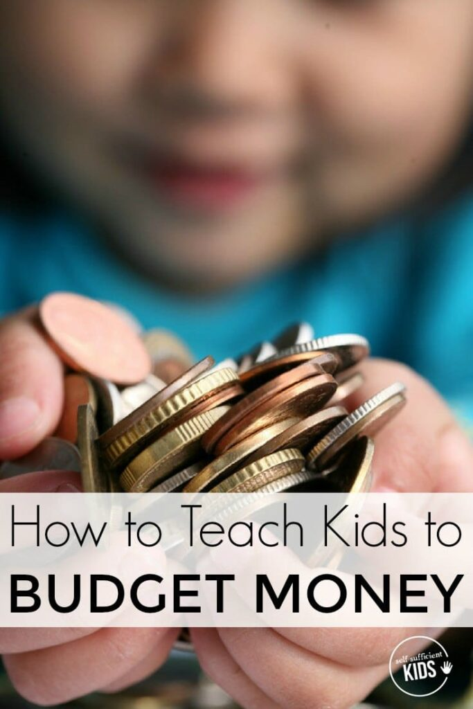 budgeting money for kids