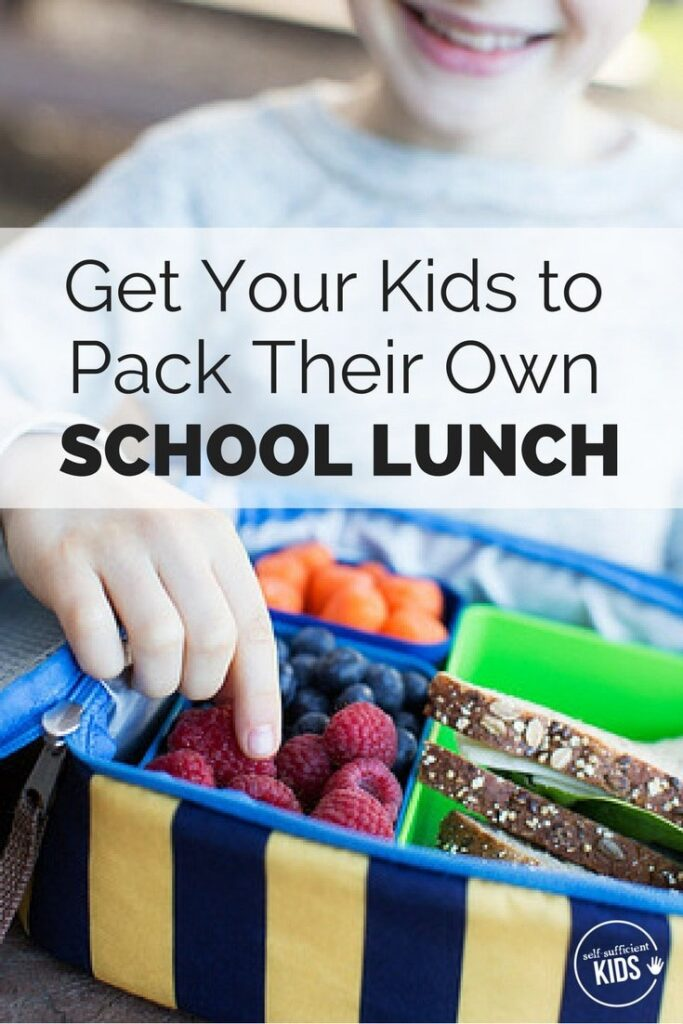Here's why I stopped making school lunch for my kids and how you can too!