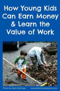 How to Earn Money as a Kid: It's important for kids to learn the value of work - even young kids! Here are a few ways young elementary school age kids can earn money through work.