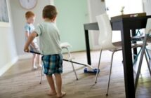 How to Get Kids Started on Chores – the RIGHT Way