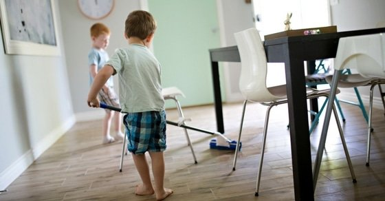 How to get started on kids chores - the right way