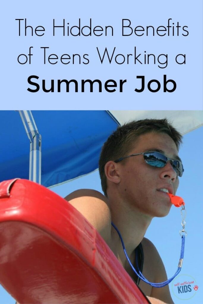 Find out why college admissions counselors think summer jobs are so important for teens and why summer jobs for teens provide far more than just a paycheck.