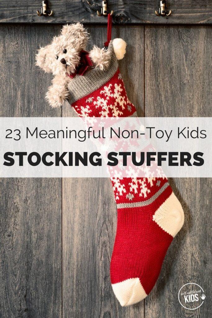 meaningful kids stocking stuffers