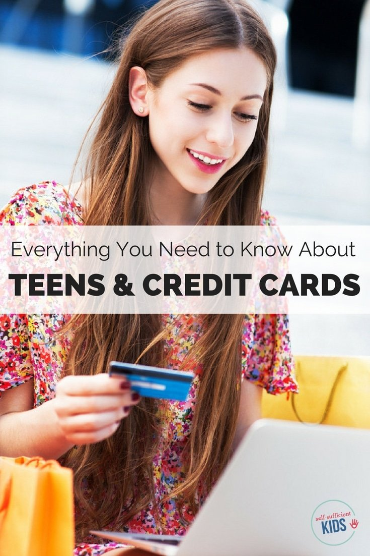 Deciding whether to give a teen a credit card isn't an easy decision. Here's a step-by-step guide to determine if your teen should have a credit card. Also includes tips on how to be successful if you do decide a credit card for your teen the right choice for your family. #creditcards #teens
