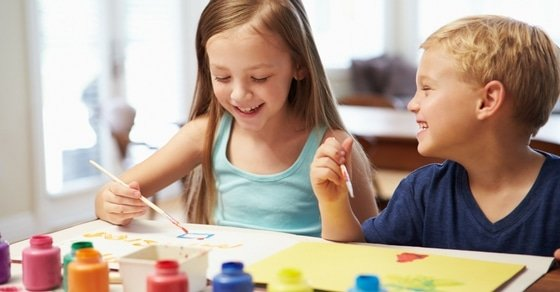 Want to raise creative kids but aren't sure how? It's actually a lot easier than you think - even if you feel you aren't a creative person. Included are 8 tips to get you started.