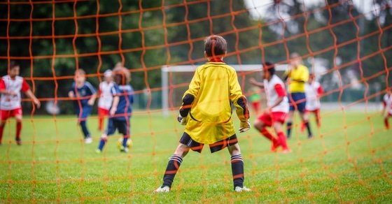It's hard to know what role parents should play in helping identify kids talents. These six reminders will help you both spot and nurture your kid's talent. #kidssports