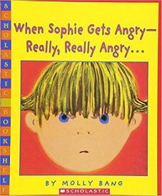 when sophie gets angry - really really angry