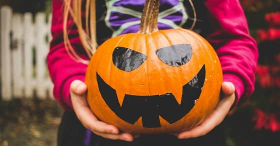 Think Halloween is just for having fun and eating lots of treats? It is. But it can also provide a great opportunity for kids to practice a number of life skills they'll need as adults. #halloween #trickortreating #costumes #kidslifeskills #parenting