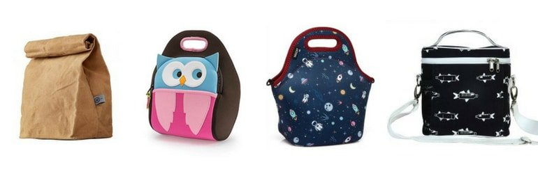 Reusable Eco-Friendly Lunch Bags