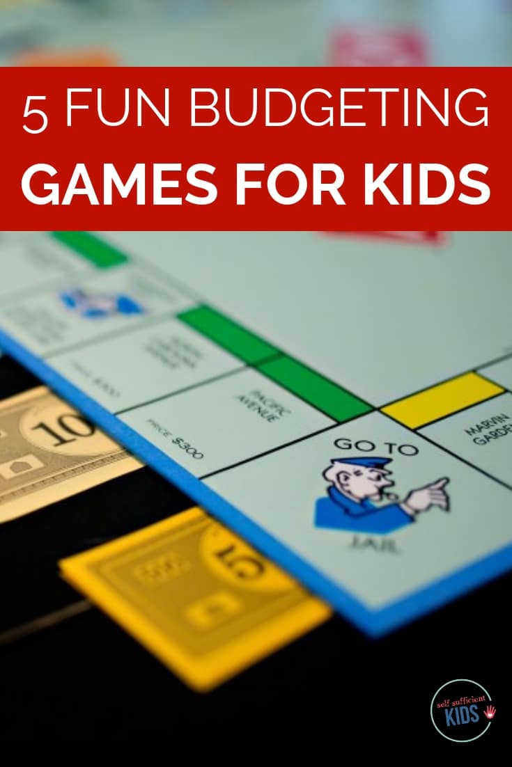 These budgeting games give kids a sneek peek into what it's like to live off of a budget in the real world. But beyond learning, these games are also fun!